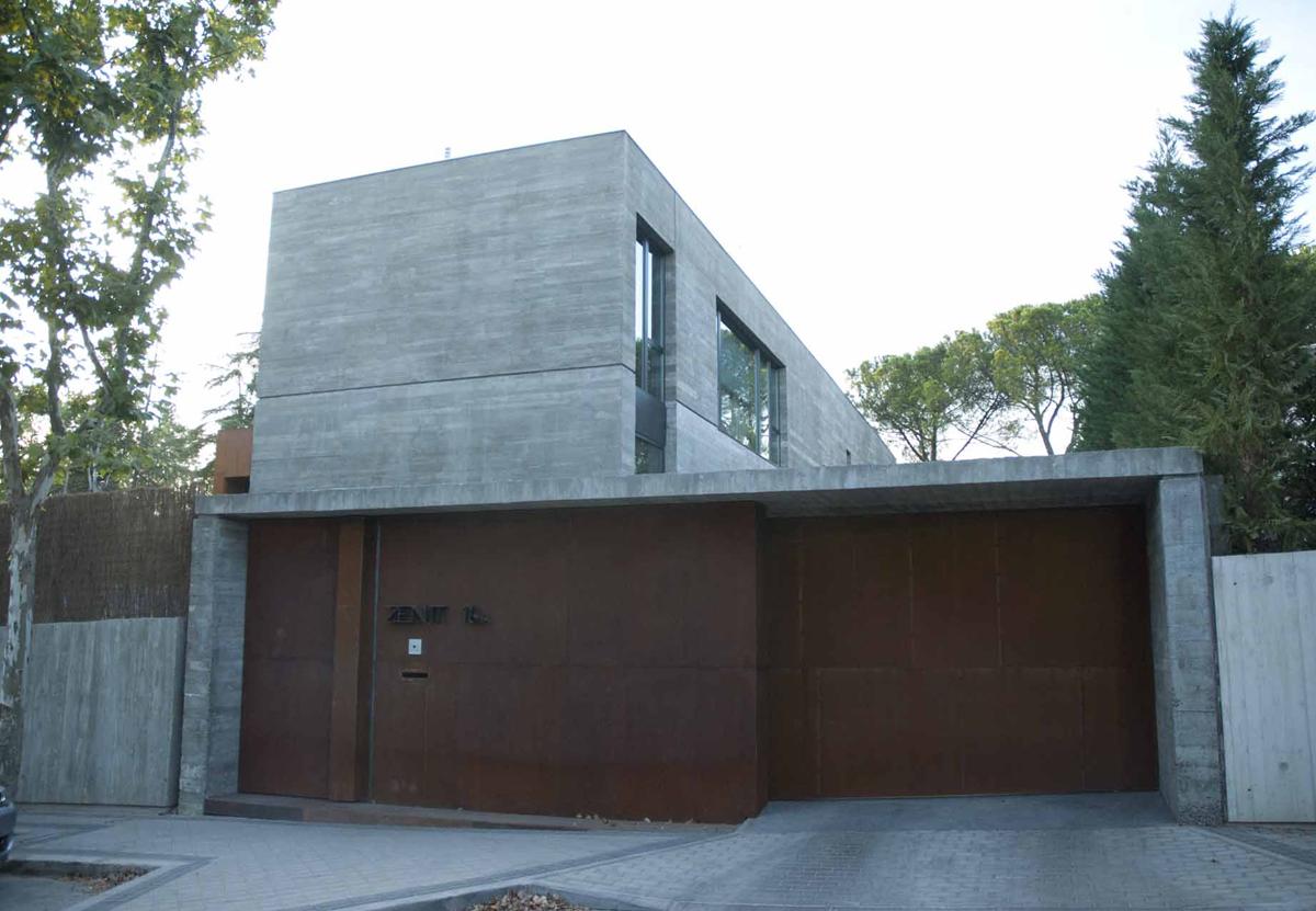 Casa en Aravaca, Madrid – CirQlar