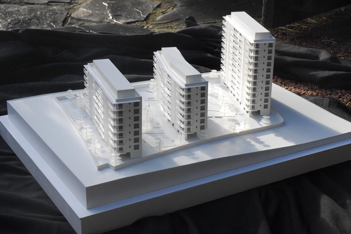 100 viviendas en tres cantos madrid cirqlar - Aticos en tres cantos ...